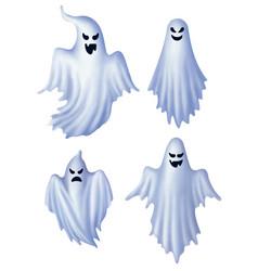 Set ghosts vector