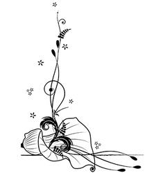 calla lily vector image vector image