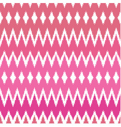 ethnic romantic seamless pattern vector image