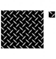 metal seamless pattern vector image