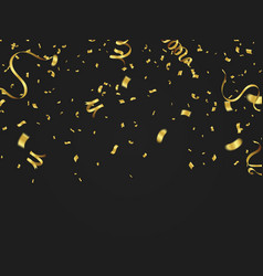 christmas glowing celebration background template vector image