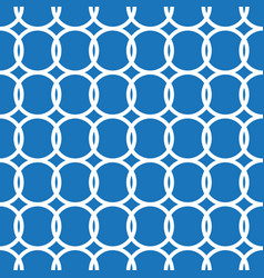 Simple repeating texture with circles vector