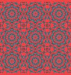 Vintage set elements for seamless patterns vector