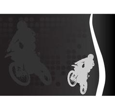 Racing vector image