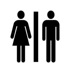 Toilets Symbol vector