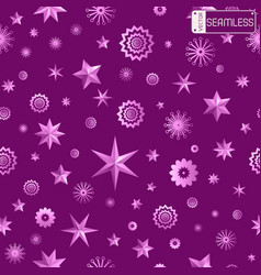 Glamour violet seamless texture background with vector