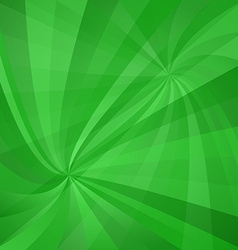 Green twisted design background vector