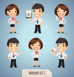 Managers set1 1 vector