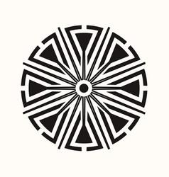 Sacred geometry 0147 vector
