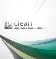 clean abstract background vector image