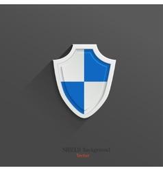 Guardian shield vector image vector image