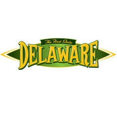 Delaware The First State vector
