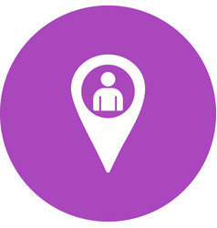 User location vector