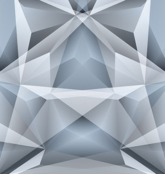 Abstract geometrical background vector image