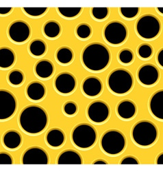 Abstract perforated pattern vector image