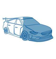 Sport car expensive sportcar technology auto vector