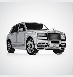 car transportation vector image