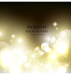 Elegant christmas shining background vector