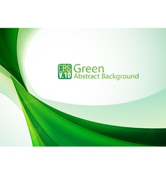 Green abstract background 3 vector