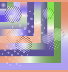 Abstract geometric background multilayer vector