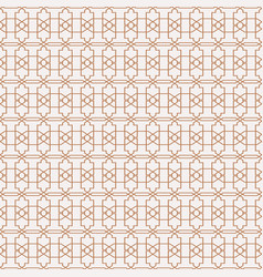 geometric grid repeating pattern tiles linear vector image