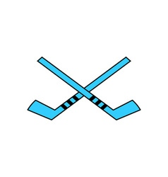 Hockey-Stick-380x400 vector image