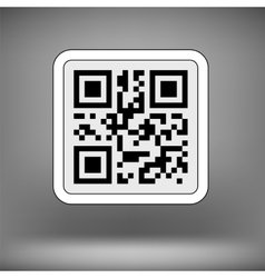 Sample QR Code vector