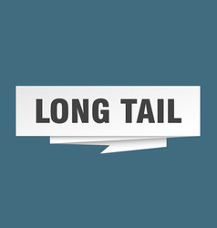 Long tail vector
