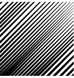 Monochrome parallel lines abstract geometric vector