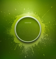 Abstract modern grunge blurred background vector image