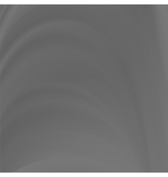 Abstract Grey Wave Background vector image
