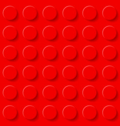Abstract plastic construction kit background in vector