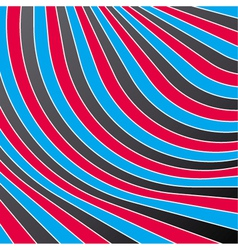abstract stripes vector image