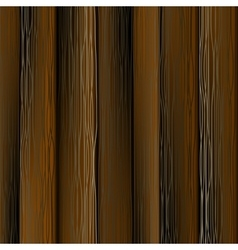 Dark Wood Planks vector