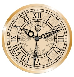 Clock 117 14 08 13 vector image