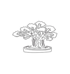 Bonsai Drawing Vector Images Over 390