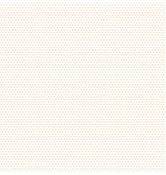 small beige polka dots seamless pattern background vector image