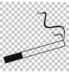 Smoke icon great for any use vector image