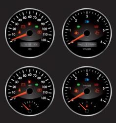 Speed2 vector