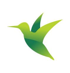 Wild bird animal jungle pet logo silhouette vector