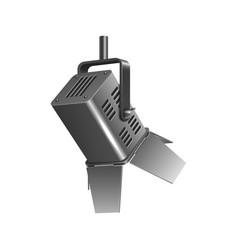 spotlight realistic icon vector image