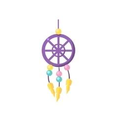 Toy Dream Catcher vector