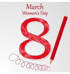 Women Day vector