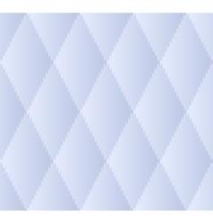 Blue Rhombus Seamless Pattern vector image vector image