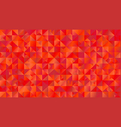 abstract polygonal gradient triangle mosaic vector image