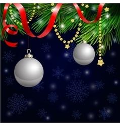 Magic Christmas Background vector