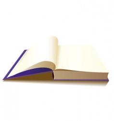 open bookman vector image