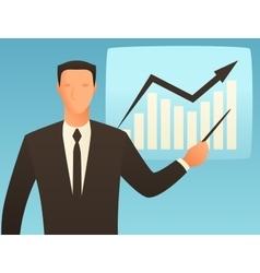 Analysis business conceptual vector
