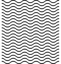 Texture of sea waves vector