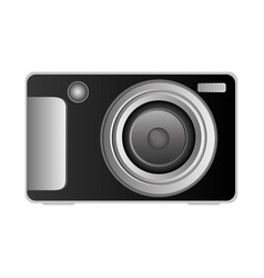 technologic digital camera icon vector image